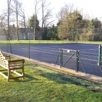 Halcyon Courts - Tennis Court and Sports Surface Construction with Fencing