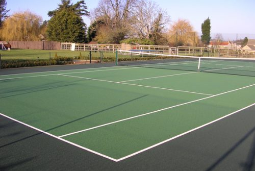 Tennis Court and Sports Surface Construction / Installation