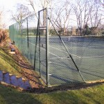 Halcyon Courts - Tennis Court and Sports Surface Fencing and Repairs
