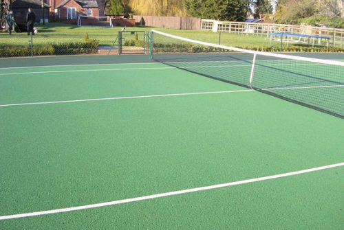 Tennis Court and Sports Surface Resurfacing