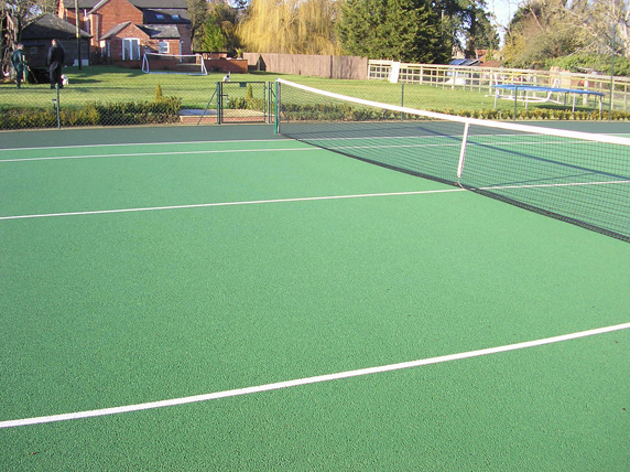 Halcyon Courts - Tennis Court and Sports Surface - Resurfacing and Repairs