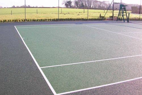 Tennis Court and Sports Surface Painting, Lining & Binding